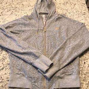 Women's Elephant Print Nike Jacket